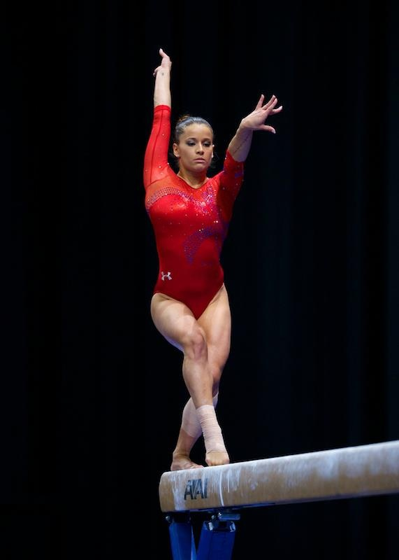 Alicia Sacramone...so happy a woman with a real body (not a stick) was put through to Olympic trials.Favorite Sports, Sacramone So Happy, Olympics Pride, Alicia Sacramone So, Brilliant Beams, Real Body, Olympics Trials, Favourite Gymnastics, Athletic