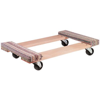 Akro Mils 900 lb. Capacity Furniture Dolly