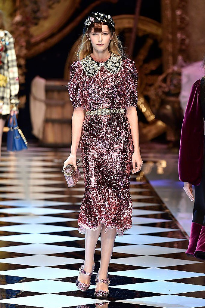 39eca2b9b0 We're obsessed with Dolce and Gabbana's fairy tale princess-inspired  collection - HelloGiggles