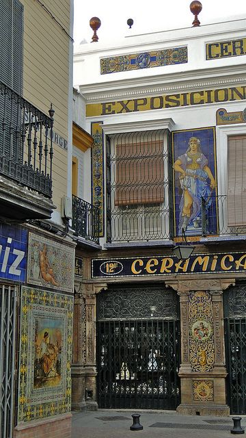 Esquina (Triana) Seville, Spain