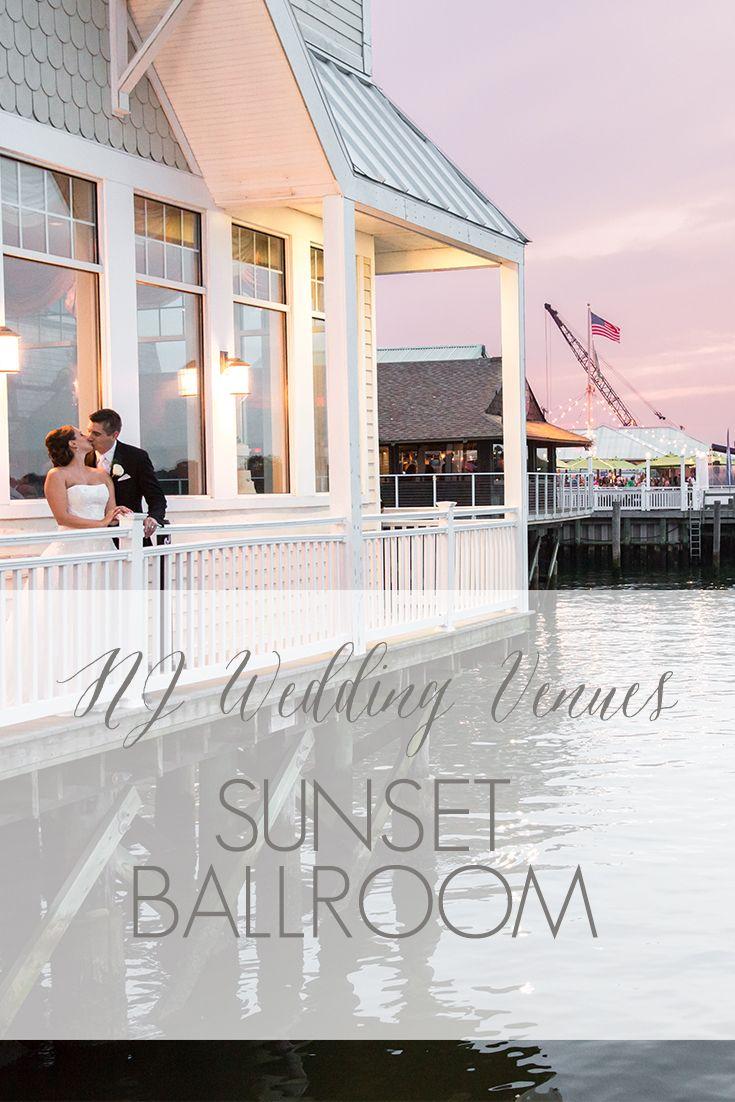nj wedding venues jersey shore wedding venue sunset ballroom at the lobster shanty
