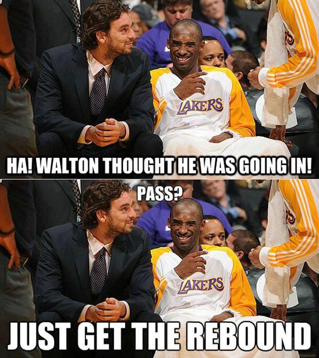 Laughing Kobe | What's The Best Kobe Bryant Meme?