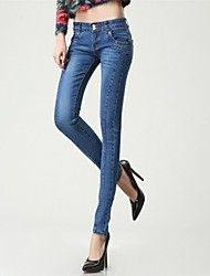 Women's Girls Classy Denim Skinny Jeans Save up to 80% Off at Light in the Box with Coupon and Promo Codes.
