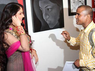 Gracy Singh and Sufi singer Mudasir Ali stand for Sanyog!