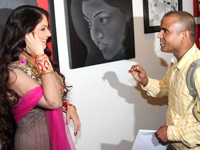 Gracy Singh and Sufi singer Mudasir Ali stand for Sanyog!