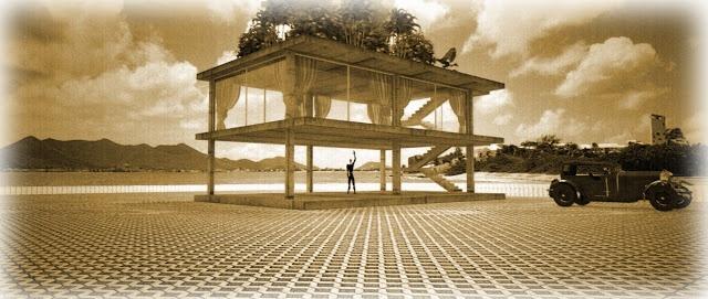Le Corbusier maison Dom-Ino www.facebook.com/idea.progetto.1