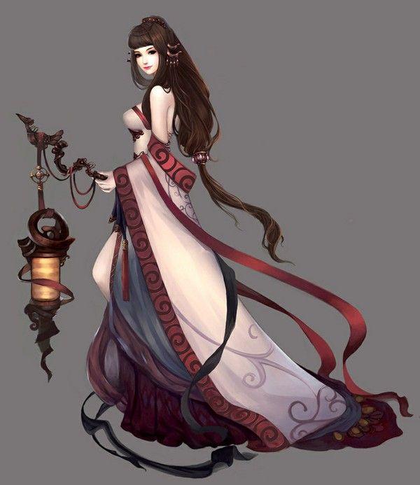 #fantasy #girl #anime