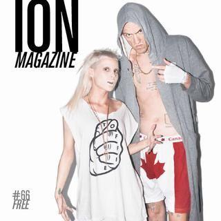ION #66 featuring YO-LANDI VI$$ER + NINJA of DIE ANTWOORD
