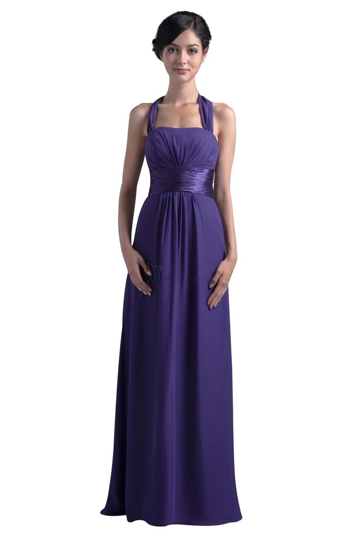 111 best affordable prom dresses images on pinterest affordable buy cheap elegant floor length halter simple long purple bridesmaid gowns prom dresses under 100 ombrellifo Images
