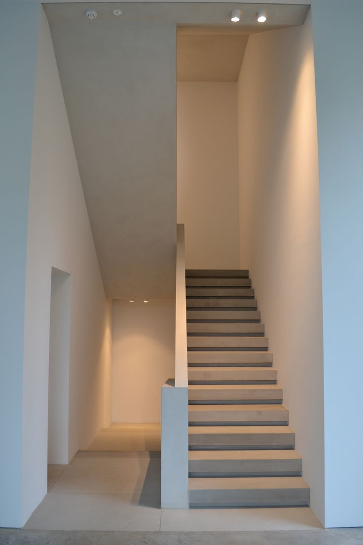 Stairs - Gallery Lannoo in Ghent by Glenn Sestig Architects