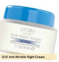 Lacura Q10 Anti-Wrinkle Night Cream was rated 4.5 out of 5 by makeupalley.com's members.  Read 56 consumer reviews.