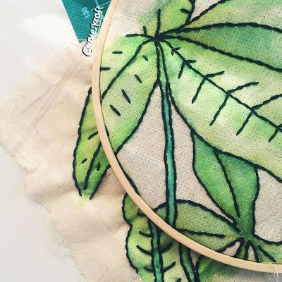 HOW TO: The Basic Embroidery Stitches - Blog and Video Tutorial!
