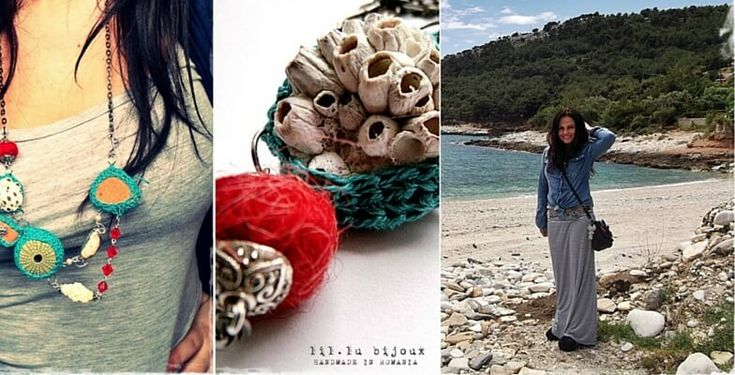 ☺Meet Issa and her exotic chic jewellery  Read our interview with her, here:  http://shoptsie.com/blog/lets-meet-lil-lu-bijoux/ #shoptsiesuccessstories #sellonline #sellhandcraftedgoods #teamshoptsie