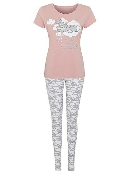 Disney Bambi Thumper Pyjama Set, read reviews and buy online at George at ASDA. Shop from our latest range in Women. Shhh! Bambi's baby bunny friend, Thumper...