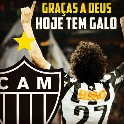 #Galo #GaloDoido #VamosGalo #AtleticoMineiro #EuAcredito #Robinho #pedalaqueelastremem #Mg #AquieGalo #Libertadores2016 #YesWeCam #GaloForte #Mineiro2016 #CampeonatoMineiro #GaloForteVingador #GaloNaLibertadores #Mg #BH #Galão #PraCimaDelesGalo #ClubeAtleticoMineiro #9x2Eterno by sempregalo13_oficial