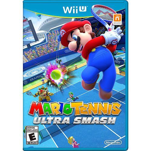 "Mario Tennis: Ultra Smash For Nintendo Wii U - Nintendo - Toys ""R"" Us"