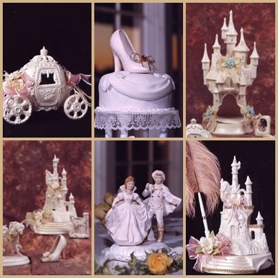 Cinderella Wedding Table Decorations   This Would Be Good For Kaleen!