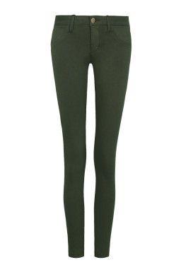Pantaloni Verde Scuro TALLY WEiJL