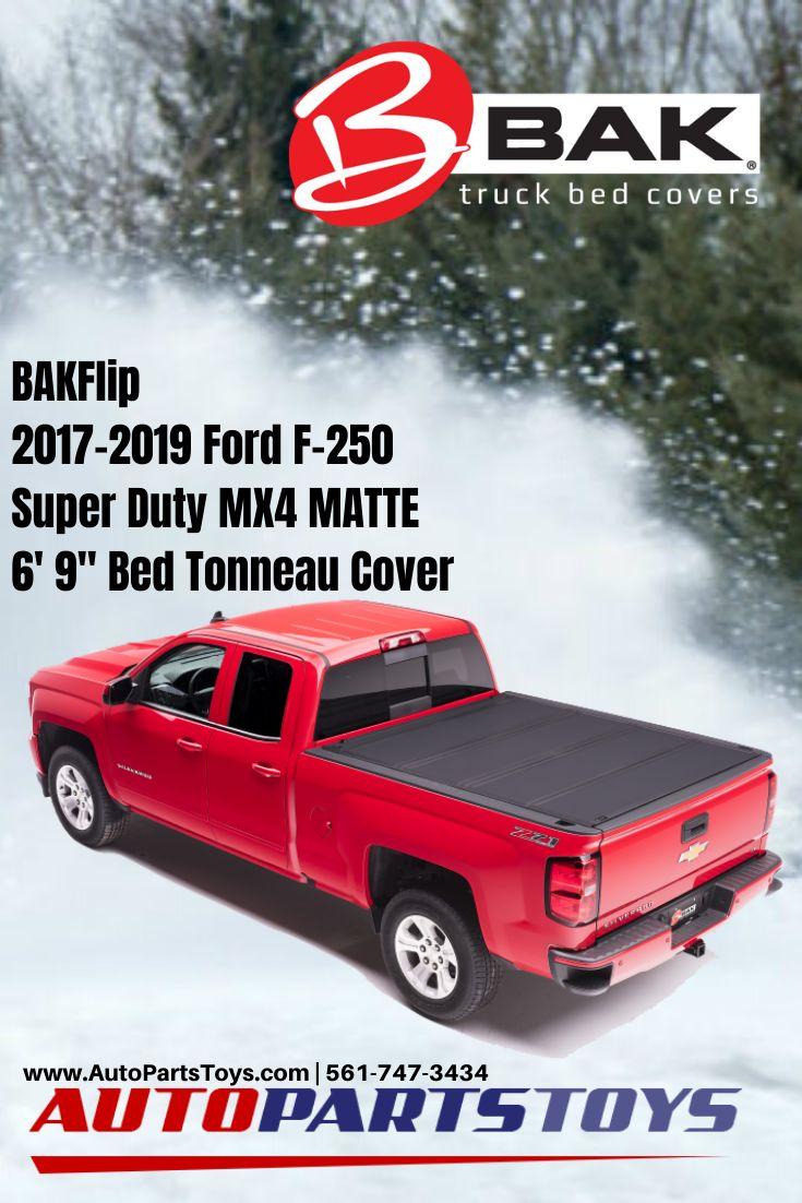 BAKFlip 20172019 Ford F250 Super Duty MX4 MATTE 6' 9