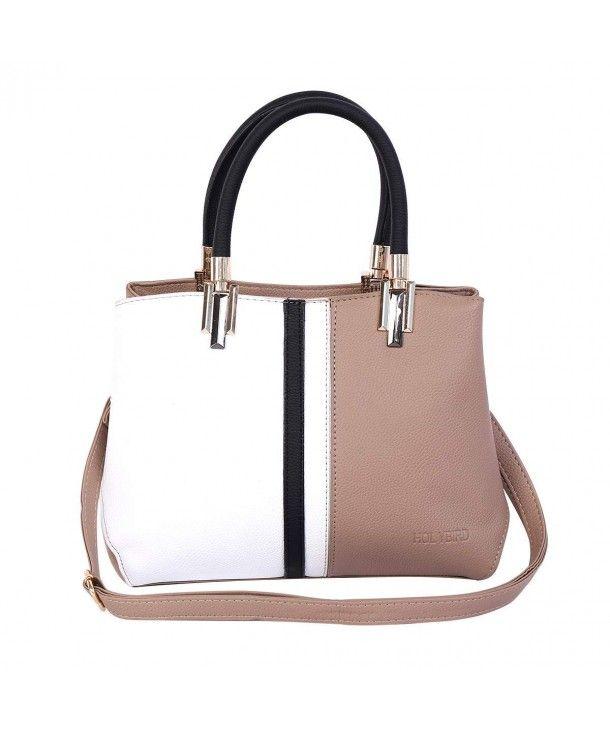 3c3e3ffac6da Women s Shoulder Bag PU Leather HandBags Purse Top Handle Satchel ...