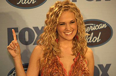 Carrie Underwood Before She Was Famous   Main article: American Idol (season 4)