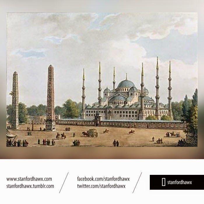 Sultan Ahmet Meydanı ve Camii