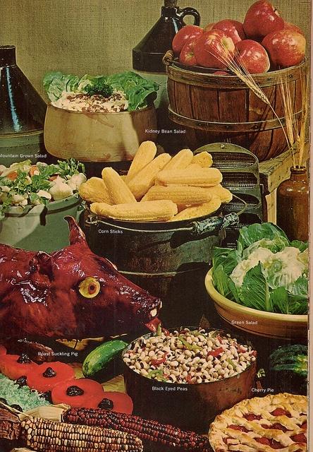 Scary Buffet