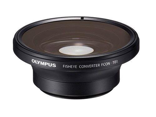 Olympus FCON-T01 Fisheye Adapter for Tough TG-1 - Digital Camera Warehouse