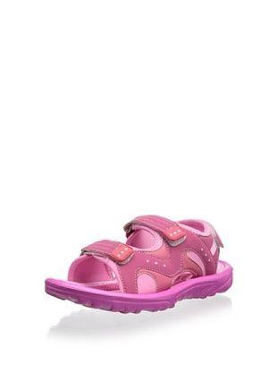 32% OFF Kamik Clearwater Sandal (Infant/Toddler/Little Kid/Big Kid) (Fuchsia)
