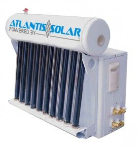 thermal solar air conditioner by Atlantis