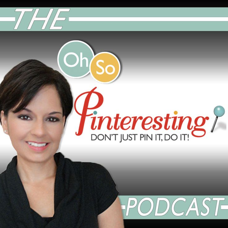 Download past episodes or subscribe to future episodes of Oh So Pinteresting Podcast by Cynthia Sanchez for free.