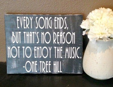 """Every Song Ends"" Art 