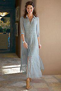Ibiza Dress & Slip