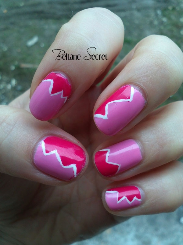 69 best nails images on Pinterest | Plain nails, Easy nails and Nail ...