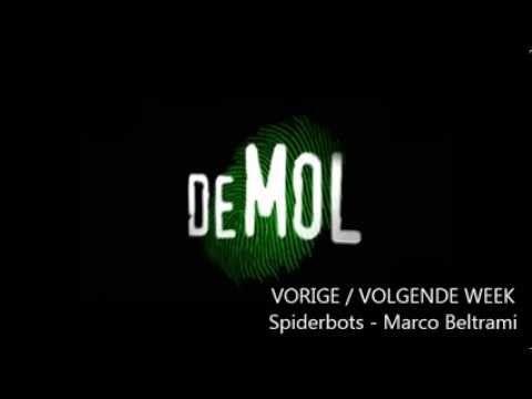 Alle Wie is de Mol?-muziek - YouTube