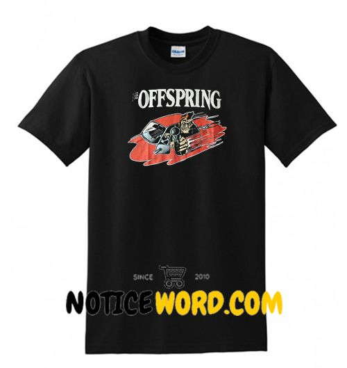 Vintage 1990s The Offspring Stupid Dumbshit Album Tee