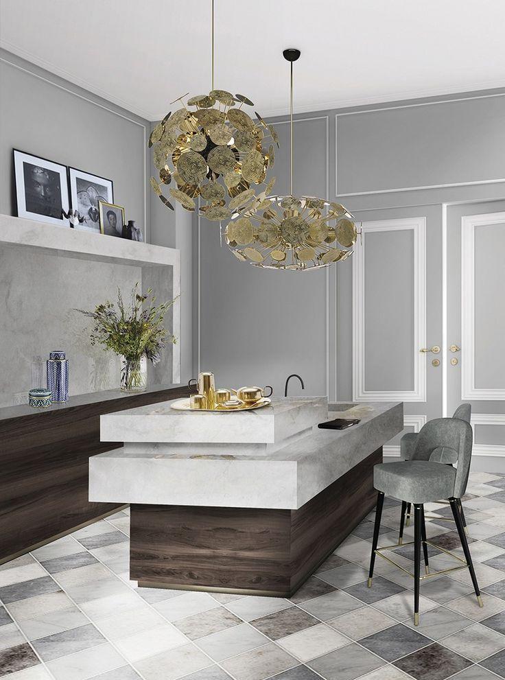 Die besten 25+ Küchenbardekor Ideen auf Pinterest Haushalt - wohndesign ideen