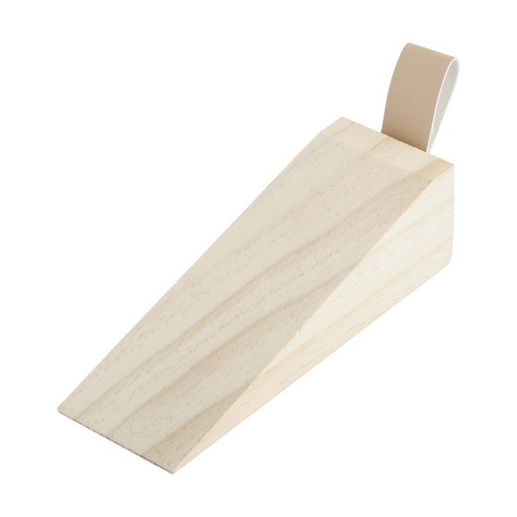 Wooden Door Stop | Kmart