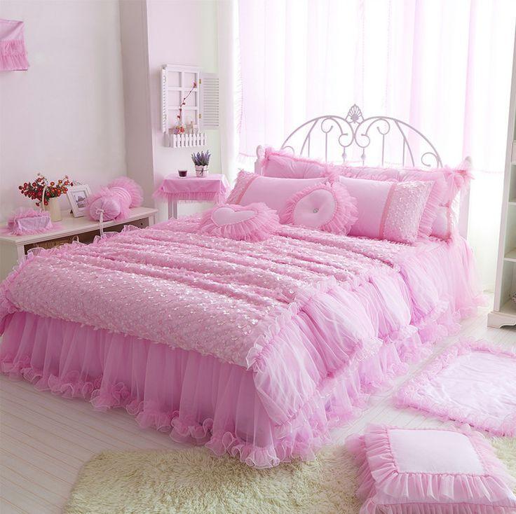 17 Best Ideas About Lace Bedding On Pinterest Blue