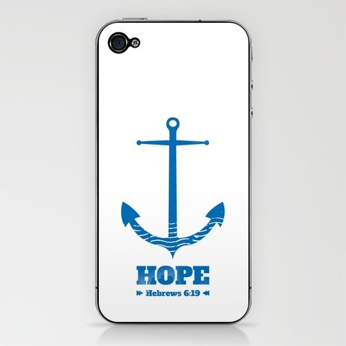 Hope. ⚓Hope Lucas, Buy Anchors, Anchors Youth, Apples Products, Hebrew 6 19, Ipods Skin, Iphone Frenzy, Products Available, Beautiful Things