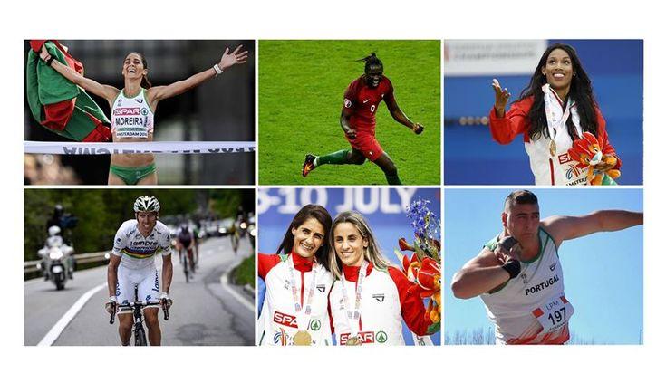 A Selecção Nacional de futebol sagrou-se campeã europeia de futebol. Horas antes, Sara Moreira foi ouro – e Patrícia Mamona também. Jéssica Augusto recebeu o bronze – tal como Tsanko Arnaudov. No Tour de France, Rui Costa ficou em segundo na etapa do dia.