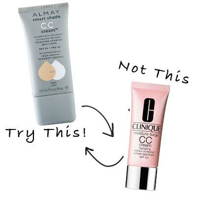 Clinique CC Cream vs. Almay CC Cream, the cheaper buy is better! CC cream review