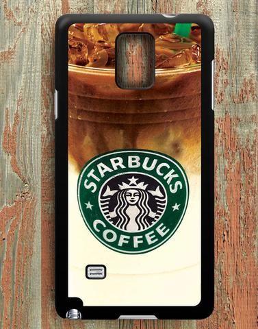 Starbucks Coffee Iced Coffee Samsung Galaxy Note 4 Case
