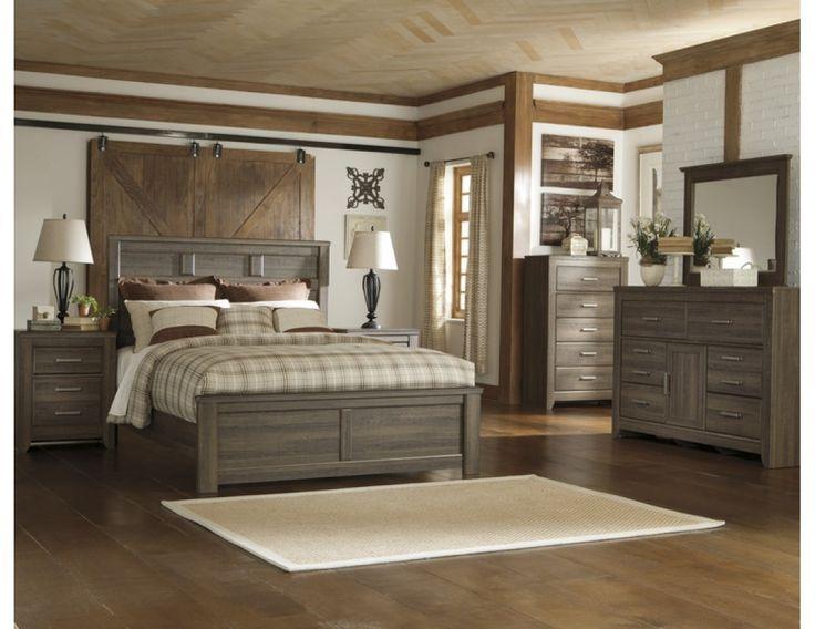 juararo panel bedroom set lexington overstock warehouse