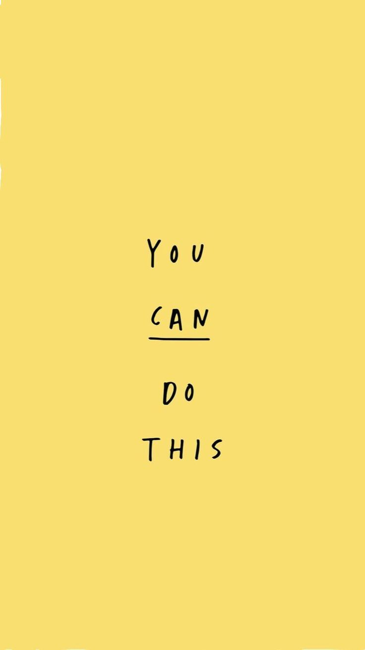 You can do this! #startsomething #helpsomeone #bebold #inspiration