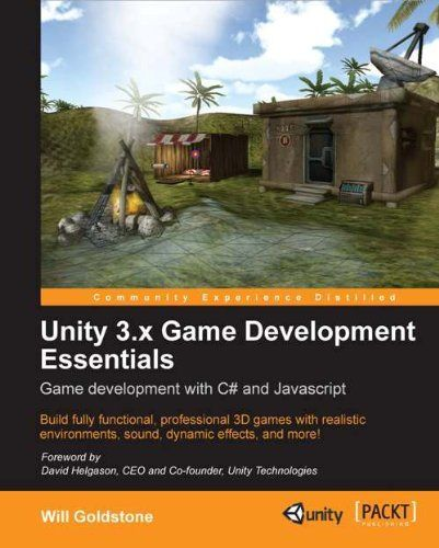Unity 3 X Game Development Essentials Game Development X Games Unity