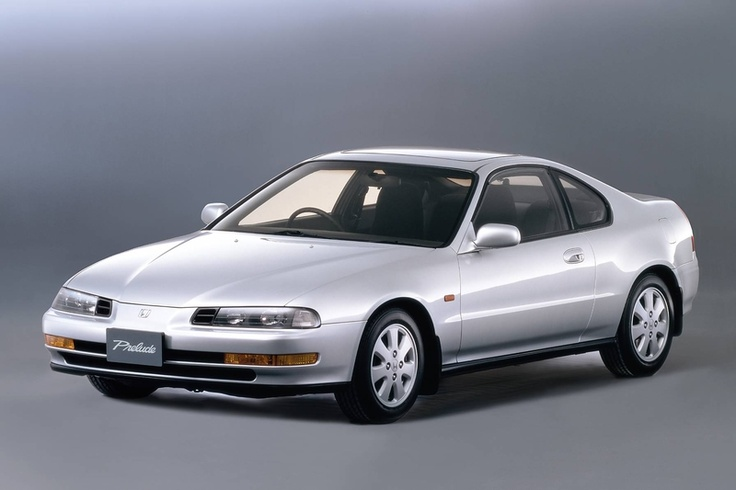 Currently Have -1994 Honda Prelude. Mine is White.