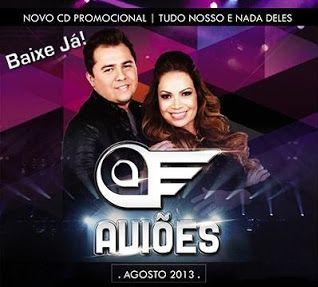 Aviões+CD+Agosto+2013