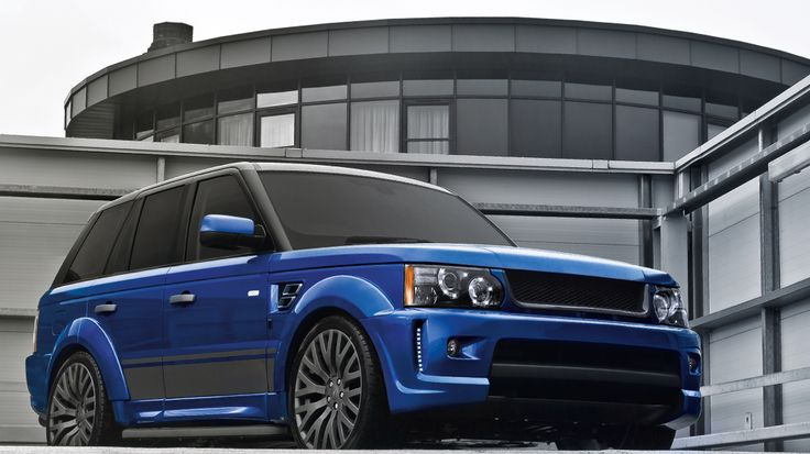 Range Rover Sport late 2009 to 2013 New and Used Vehicles, Parts and Components | Project Kahn