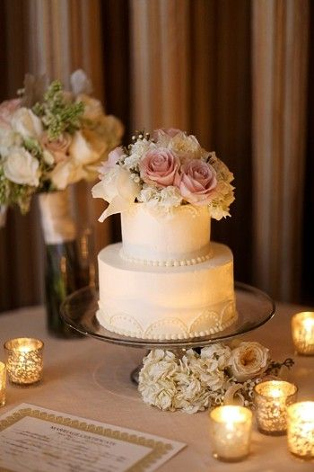 Park City Wedding Cake